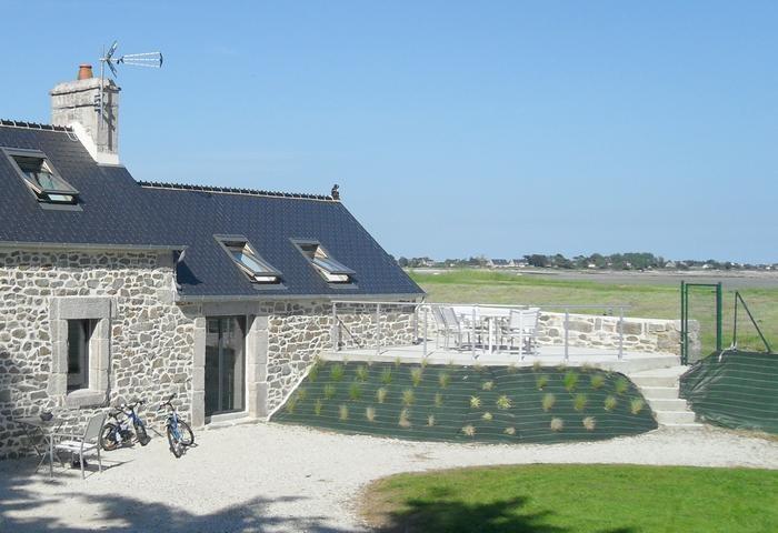 Location vacances Saint-Vaast-la-Hougue -  Maison - 6 personnes - Barbecue - Photo N° 1