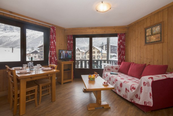 Location vacances Les Houches -  Appartement - 4 personnes - Barbecue - Photo N° 1