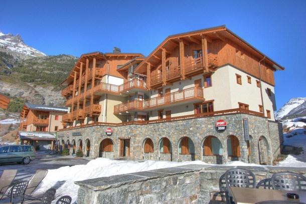 Les Balcons de Val Cenis Village 1