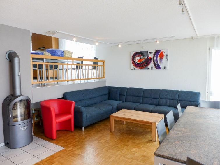 Appartement pour 4 personnes à Niederried