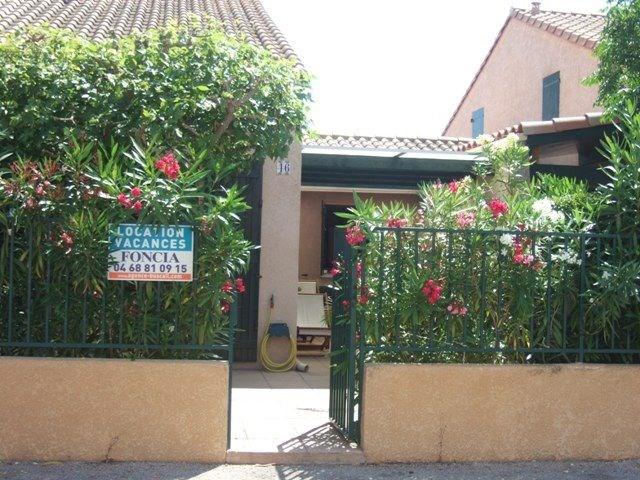 Résidence Emeraude - Maison 2 pièces avec mezzanine avec terrasse.