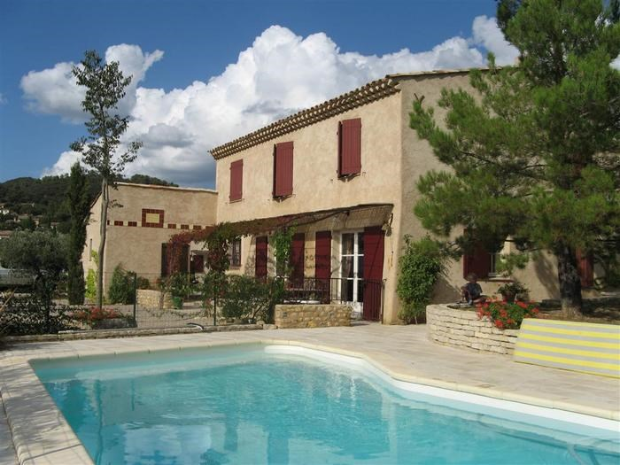 Holiday rentals Oraison - House - 8 persons - BBQ - Photo N° 1