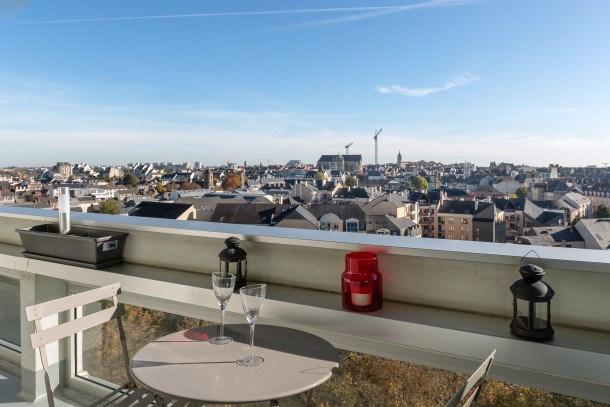 Location vacances Rennes -  Appartement - 2 personnes - Chaîne Hifi - Photo N° 1