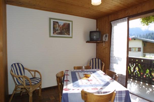 Fauvettes 2 (Mont Caly) - 2 pièces + cabine** - 5 personnes - 38m²