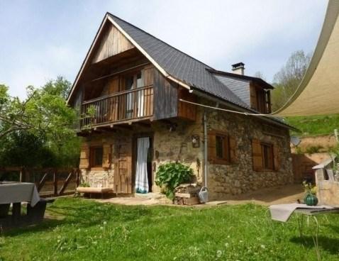 Location vacances Arrien-en-Bethmale -  Maison - 4 personnes - Barbecue - Photo N° 1