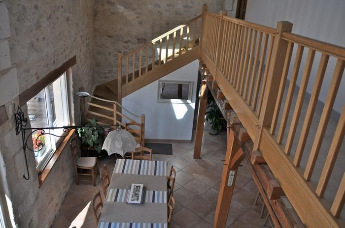 Location vacances Servanches -  Gite - 6 personnes - Barbecue - Photo N° 1