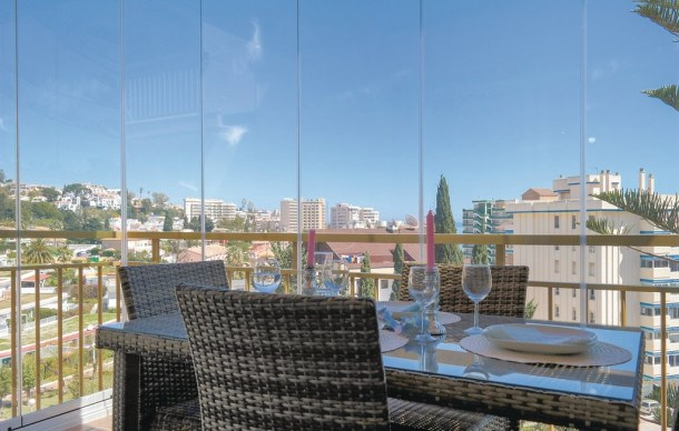 Location vacances Fuengirola -  Appartement - 2 personnes - Jardin - Photo N° 1
