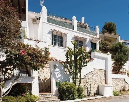 Holiday rentals Marbella - House - 4 persons - BBQ - Photo N° 1
