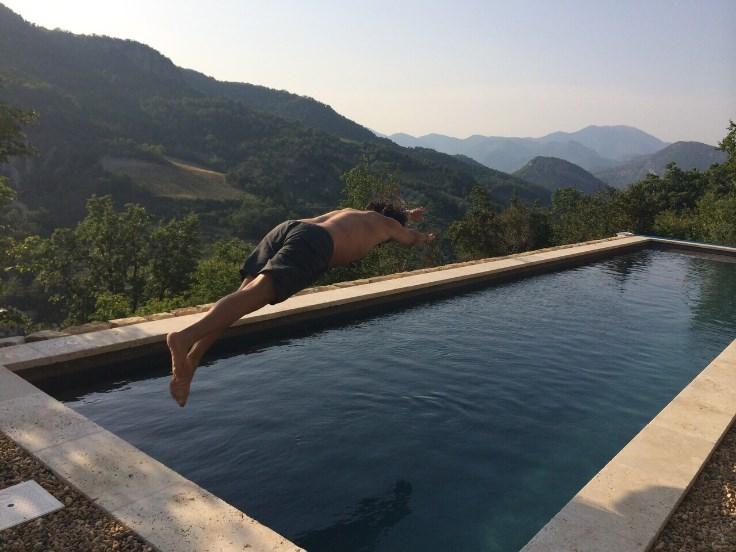 Provence maison ancienne charme vue except piscine 7ch 5sdd