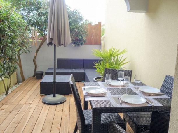 Location vacances Arcachon -  Appartement - 4 personnes - Terrasse - Photo N° 1
