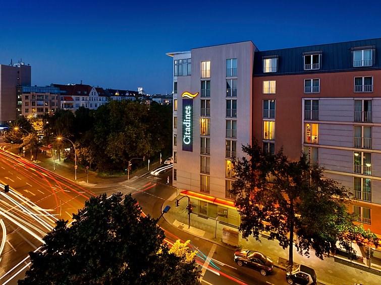 Location vacances Berlin -  Appartement - 2 personnes -  - Photo N° 1