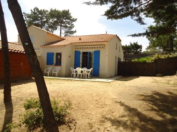 Location vacances Saint-Jean-de-Monts -  Maison - 5 personnes - Terrasse - Photo N° 1