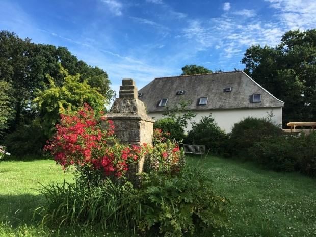 Holiday rentals Saint-Derrien - Cottage - 10 persons - BBQ - Photo N° 1