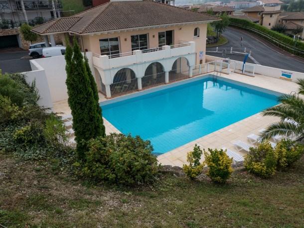 Location vacances Ciboure -  Appartement - 4 personnes - Jeux d'extérieurs - Photo N° 1