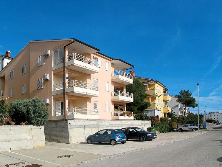 Appartement pour 3 personnes à Rabac