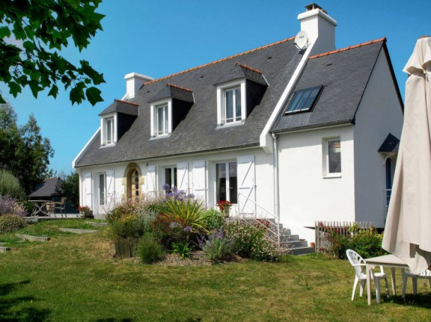 Location vacances Cancale -  Appartement - 3 personnes - Barbecue - Photo N° 1