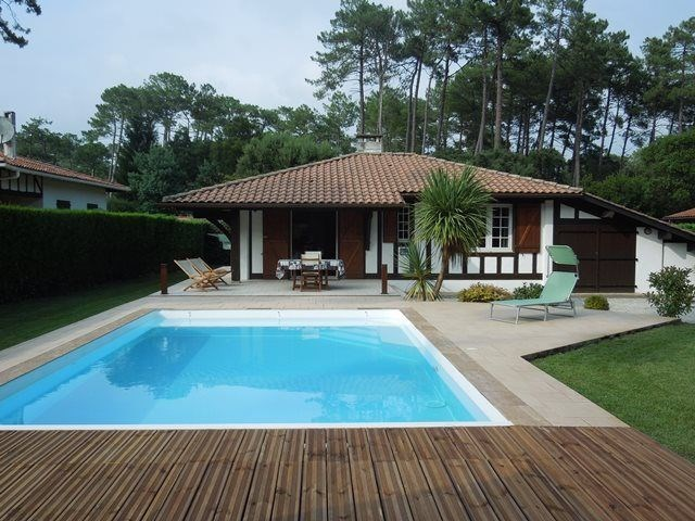 Location vacances Soorts-Hossegor -  Maison - 7 personnes - Jardin - Photo N° 1