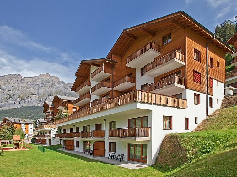 Location vacances Loèche-les-Bains -  Appartement - 5 personnes -  - Photo N° 1