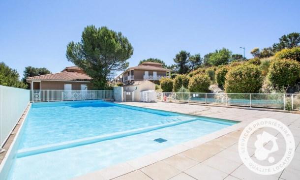 Location vacances Carnoux-en-Provence -  Appartement - 4 personnes - Télévision - Photo N° 1