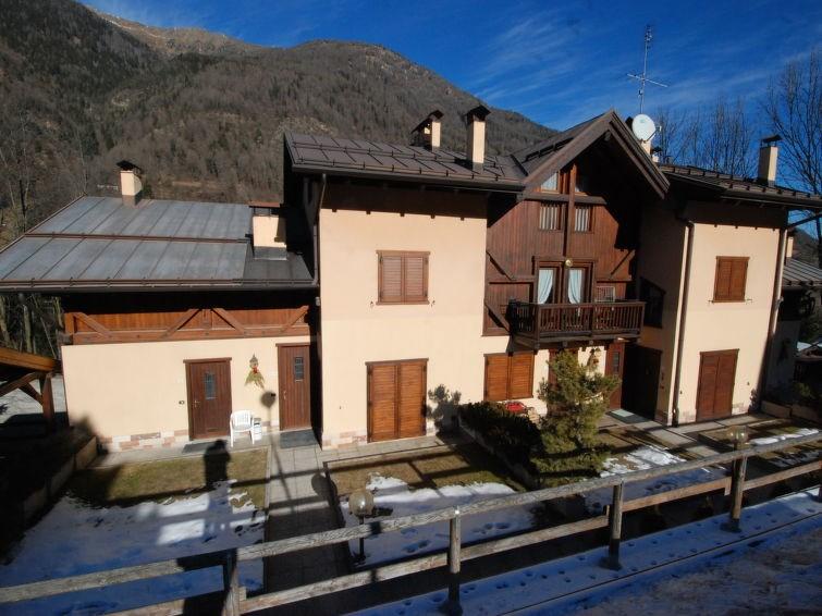 Location vacances Mezzana -  Appartement - 7 personnes -  - Photo N° 1