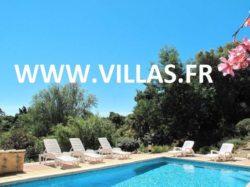 Location vacances Sainte-Maxime -  Maison - 8 personnes - Jardin - Photo N° 1
