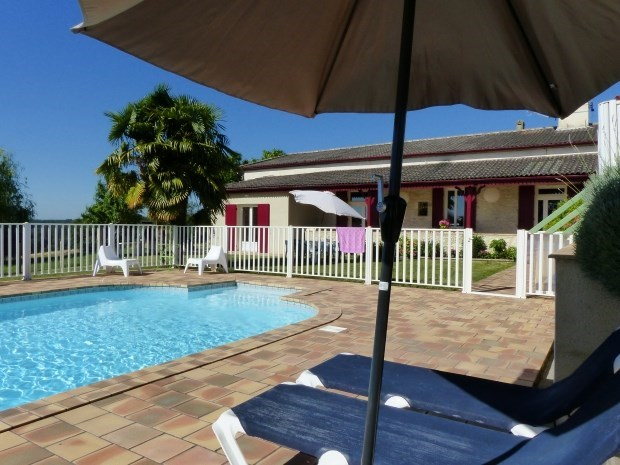Lodging The Private-8/10 Lime-Swimming pool - Saint-Jean-de-Duras