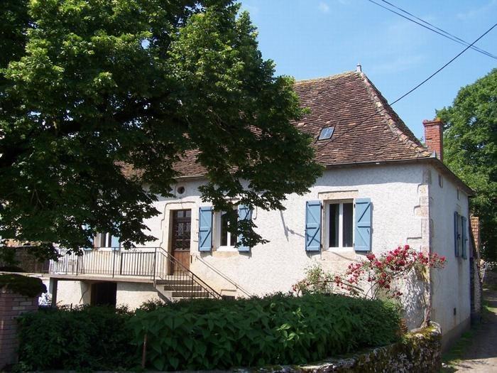 Maison pour 4 pers. avec parking privé, Loubressac