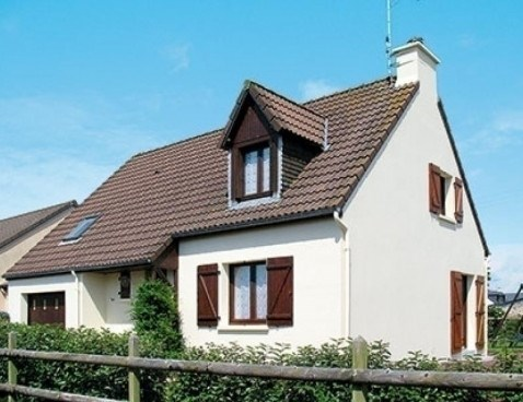 Location vacances Geffosses -  Maison - 5 personnes - Barbecue - Photo N° 1