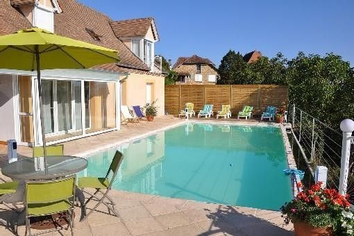 Holiday rentals Loubressac - House - 13 persons - Garden - Photo N° 1