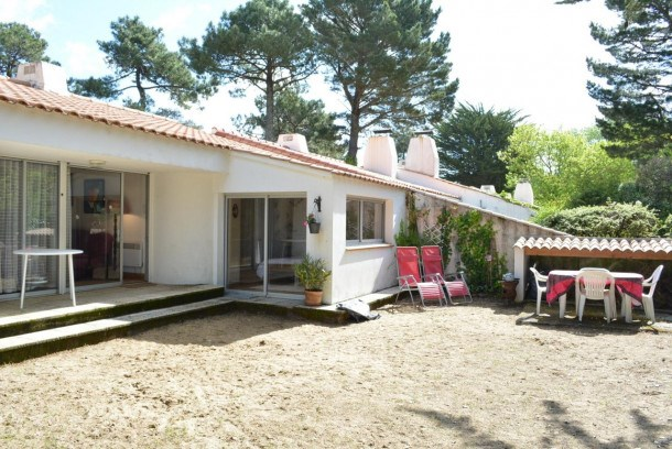 Location vacances Saint-Jean-de-Monts -  Maison - 6 personnes - Télévision - Photo N° 1