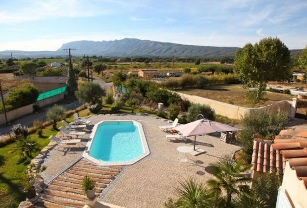 Holiday rentals Pourrières - House - 8 persons - BBQ - Photo N° 1
