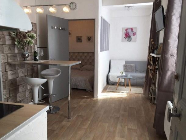 Location vacances Barcelonnette -  Appartement - 4 personnes -  - Photo N° 1