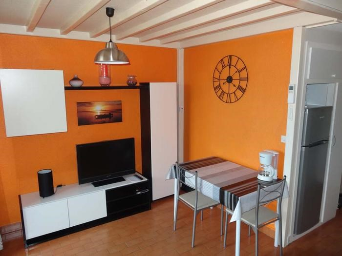 Holiday rentals Argelès-sur-mer - Apartment - 4 persons - Television - Photo N° 1