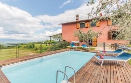 Location vacances Montevarchi -  Maison - 4 personnes - Télévision - Photo N° 1