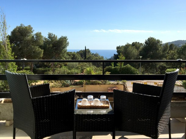 Location vacances Tossa de Mar -  Appartement - 2 personnes - Terrasse - Photo N° 1
