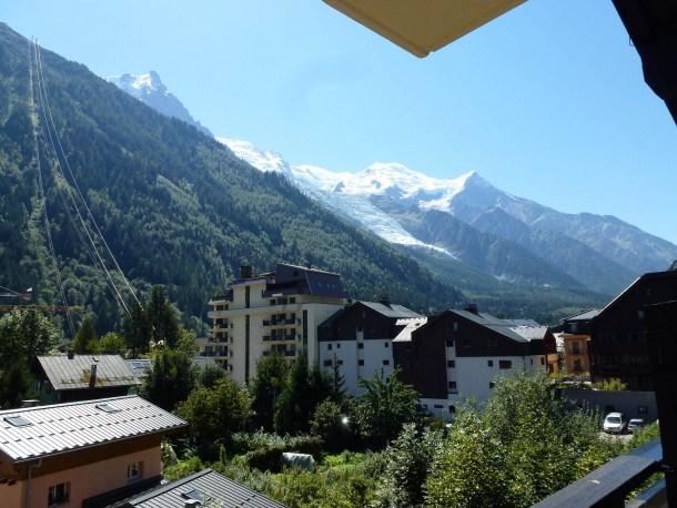 Location vacances Chamonix-Mont-Blanc -  Appartement - 2 personnes - Lecteur DVD - Photo N° 1