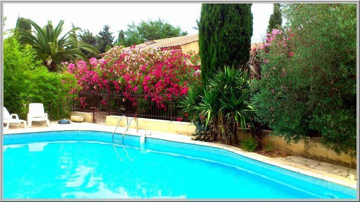 espace piscine de votre location