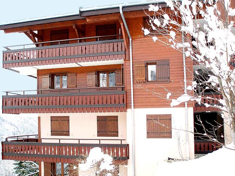 Appartement pour 3 personnes à Châtel