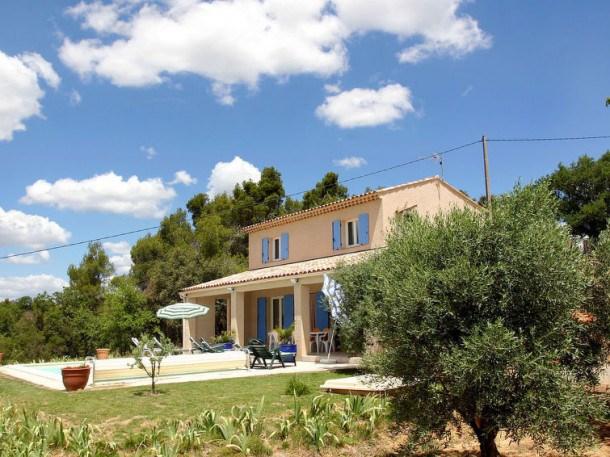 Location vacances La Verdière -  Maison - 10 personnes - Table de ping-pong - Photo N° 1