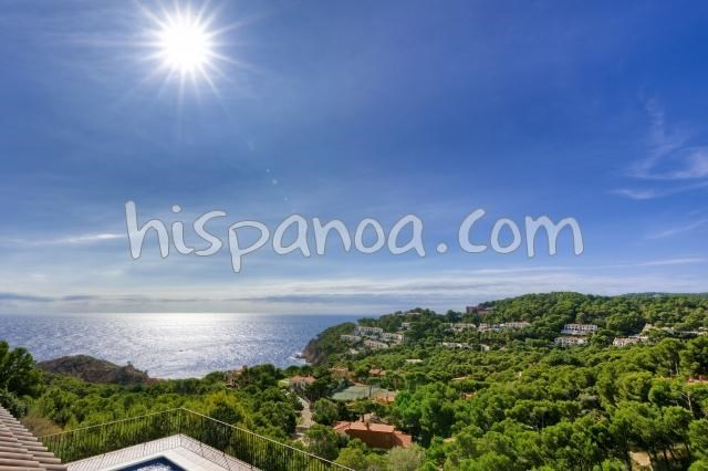 House for 7 ppl. with pool, Palafrugell