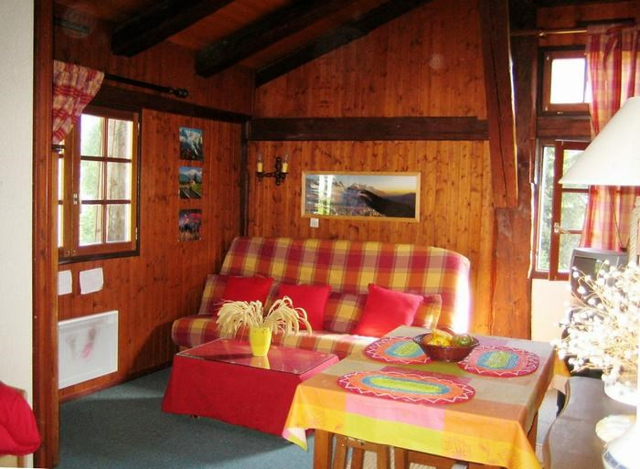 Holiday rentals Les Houches - Apartment - 4 persons - Garden - Photo N° 1