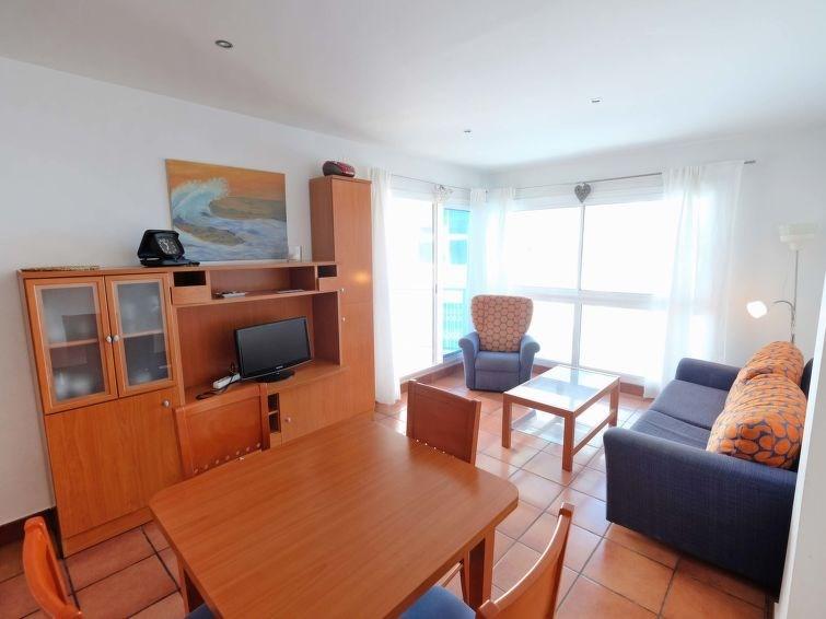 Appartement pour 3 personnes à Alcanar
