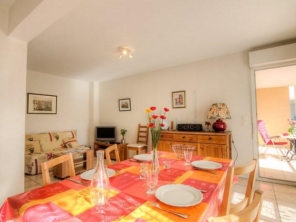Location vacances Tarnos -  Appartement - 4 personnes - Télévision - Photo N° 1