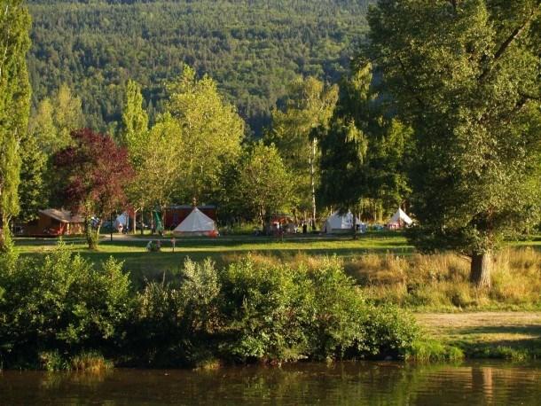 CosyCamp - Lodge Safari (2 chambres) + terrasse