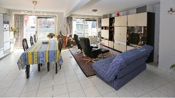 Maison pour 6 pers. avec piscine, Middelkerke