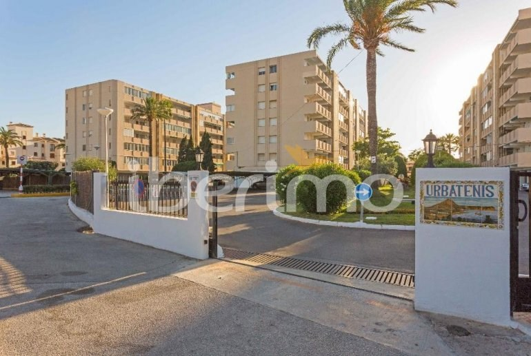 Location vacances Jávea/Xàbia -  Appartement - 6 personnes - Lave-linge - Photo N° 1