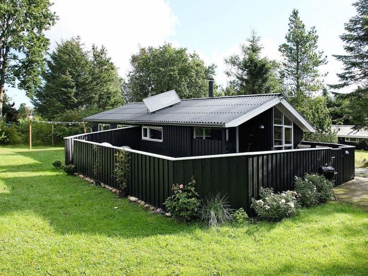 Maison pour 6 à Fjerritslev