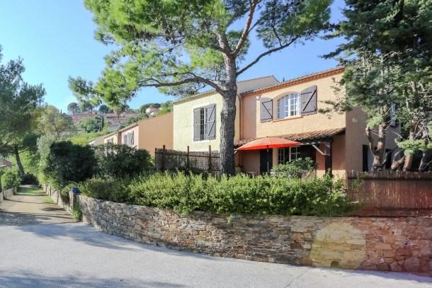 Location vacances Bormes-les-Mimosas -  Maison - 5 personnes - Télévision - Photo N° 1