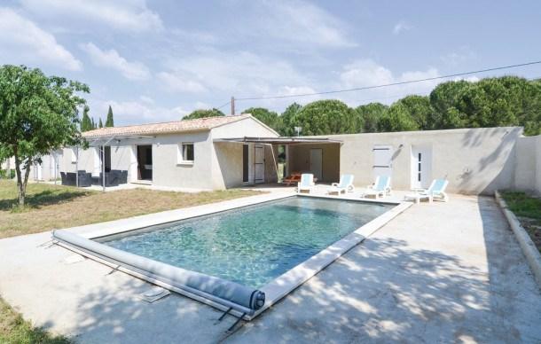 Location vacances Bagnols-sur-Cèze -  Maison - 10 personnes - Jardin - Photo N° 1