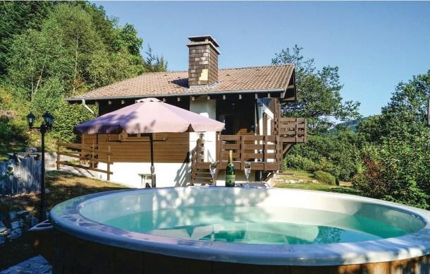 Location vacances Basse-sur-le-Rupt -  Maison - 8 personnes - Barbecue - Photo N° 1